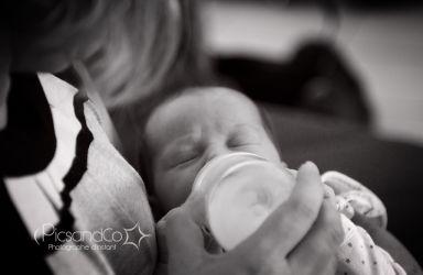 Suivre le rythme de bébé pendant la séance naissance