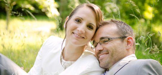 Petit mariage entre amis près de Toulouse