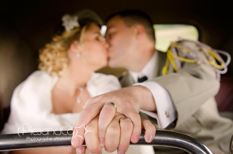 Mariage vintage et guinguette à Revel