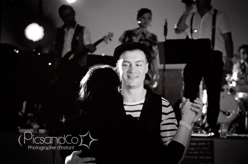 La danse du gendre avec sa belle maman
