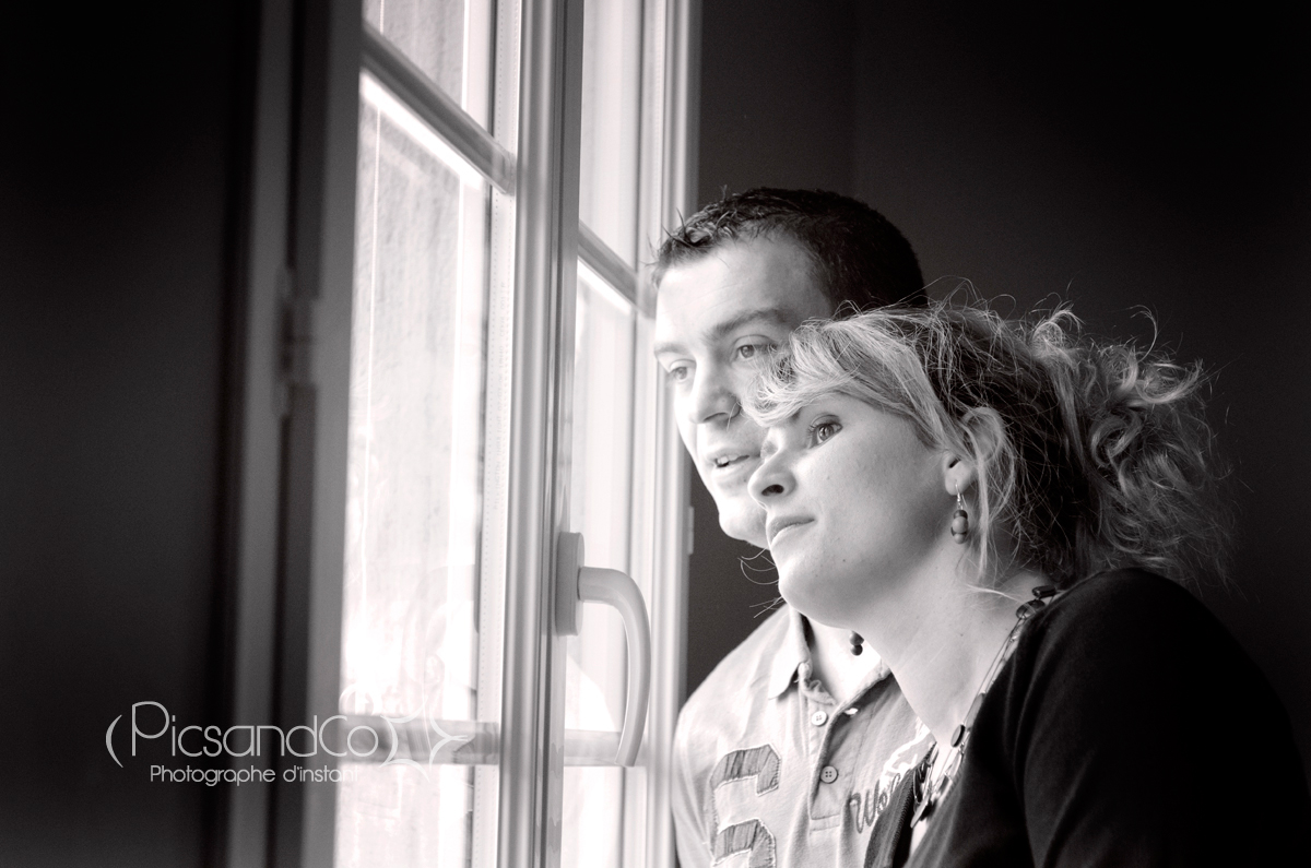Des parents supers et un couple très sympa qui se retrouvent avant leur Mariage !