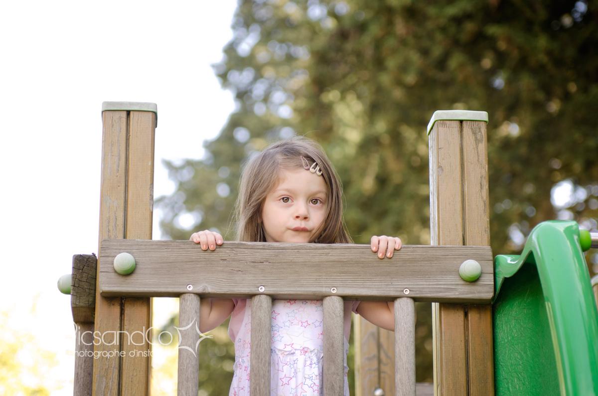 Portrait de cette petite miss