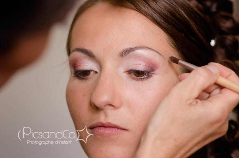 Se faire maquiller pour son mariage à Villefranche de Lauragais - Toulouse