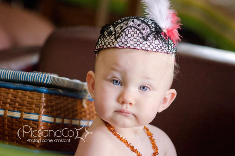 Petit portrait de la jolie princesse