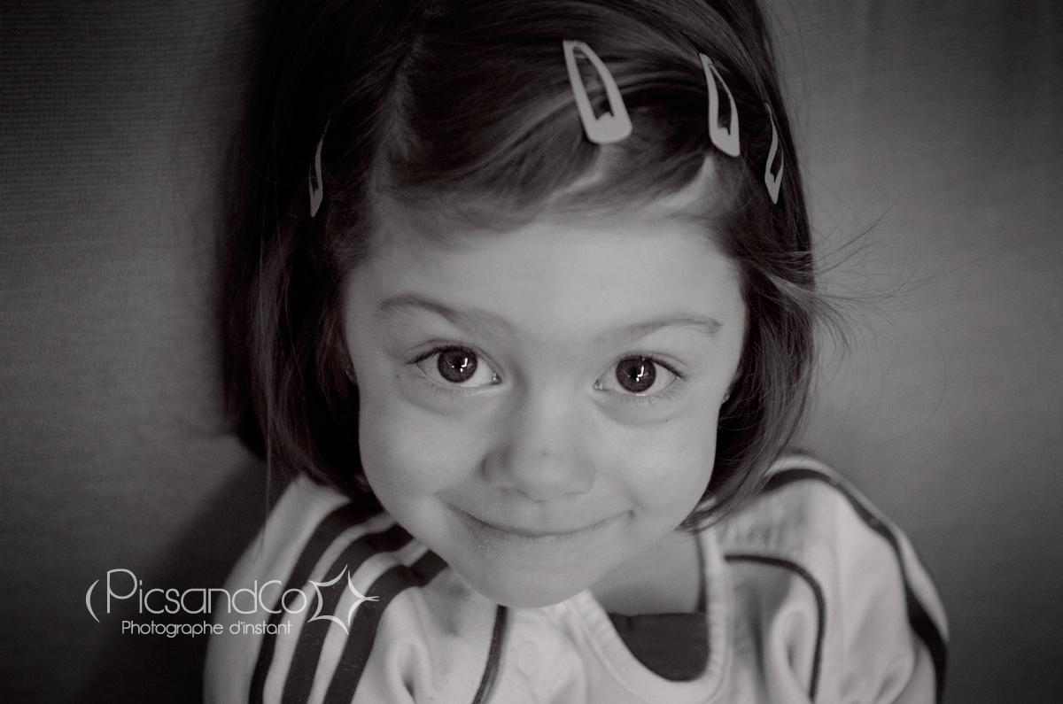 Portrait enfant - PicsandCo photographe d'instant