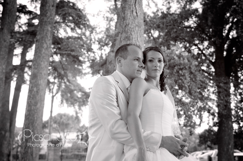 Séance couple pour ce mariage PicsandCo 2013