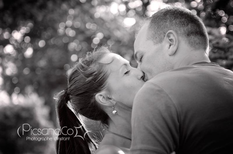 Séance photo couple engagement avant le mariage