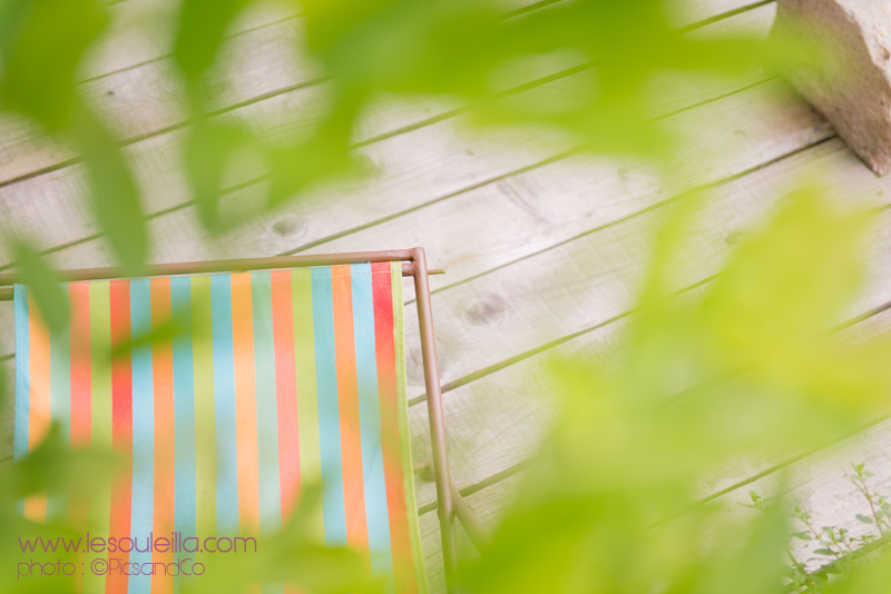 Séance photos colorées pour des chambres d'hôtes