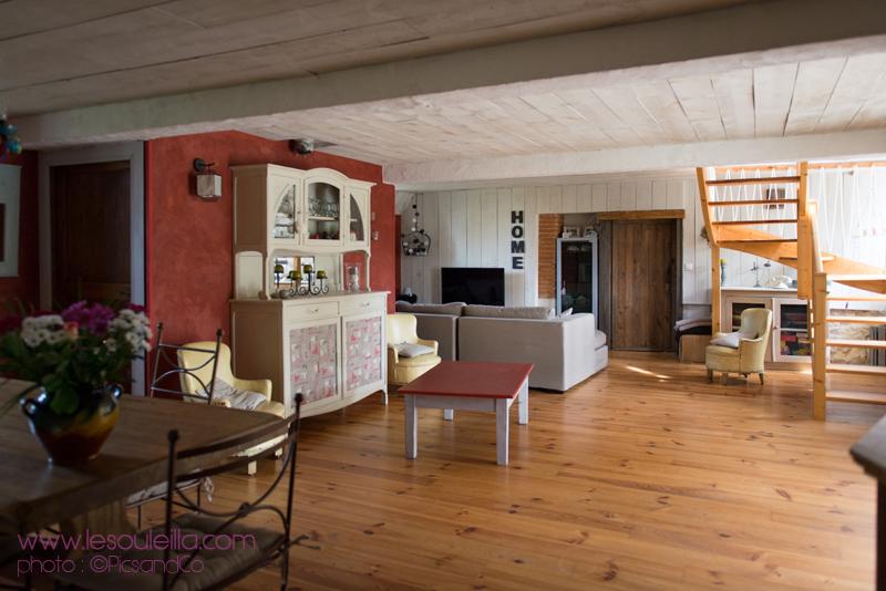 Séance photo chambres d'hôtes près de Villefranche de Lauragais
