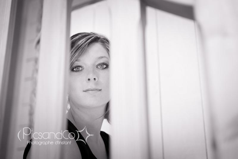 Séance jeune femme Portrait PicsandCo photographe d'instant proche de Toulouse